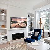 PERLESMITH Tilting TV Wall Mount Bracket Low