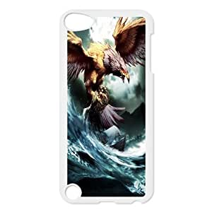 JamesBagg Phone case Eagle pattern art FOR Ipod Touch 5 FHYY408812