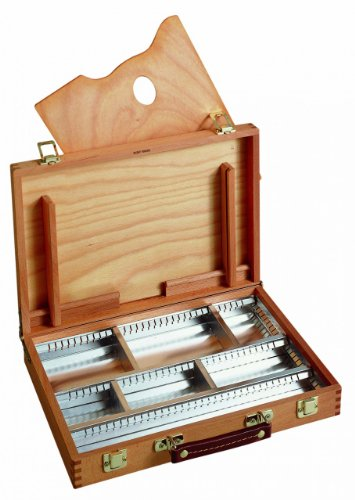 Mabef Beechwood Sketch Boxes, 10''x14'' (MBM-101) by Mabef