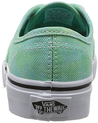 Vans Authentic, Zapatillas Unisex Niños Verde (Mint)