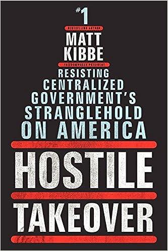 Hostile Takeover: Resisting Centralized Government's