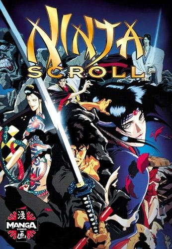 Amazon.com: Watch Ninja Scroll | Prime Video