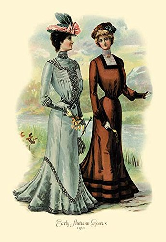 Early Autumn Gowns - 1