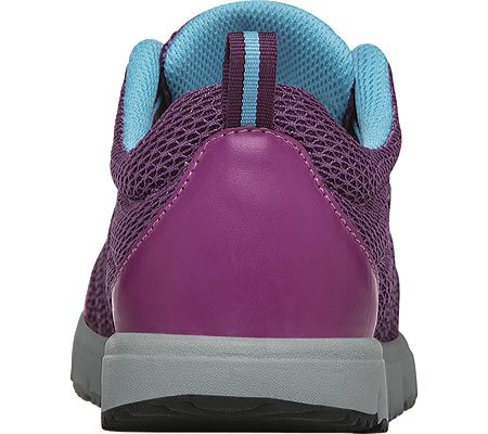 Propet Women's Travelwalker II Shoe Berry, Grey