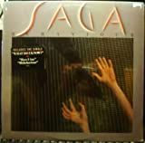 Saga - Behaviour - LP vinyl