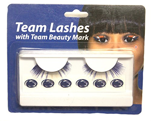 NCAA Licensed Team Lashes Eyelash extensions (Penn State Nittany Lions)