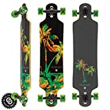 Sector 9 Weekend Meridian Complete Skateboard, Green 2018
