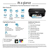HP ENVY 5660 Wireless All-in-One Photo Printer with Mobile Printing, HP Instant Ink & Amazon Dash Replenishment ready