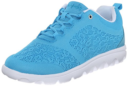 Propét Womens Travelactiv Fashion Sneaker Pacific