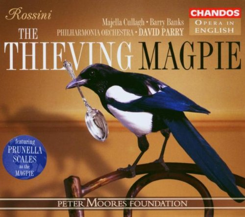 Rossini: The Thieving Magpie (Opera in English)