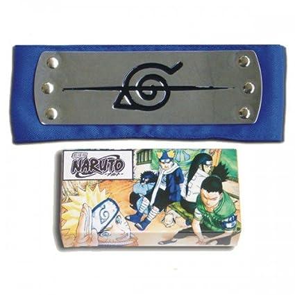 Gran Ganga Hot Naruto Konoha Ninja Cosplay New Headband ...