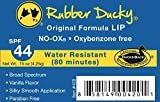 Rubber Ducky   SPF 44 lip Sunscreen, Vanilla - 0.15