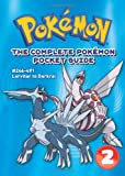 The Complete Pokémon Pocket Guide, VIZ Media Staff, 1421523264