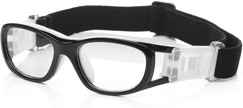 Lixada Gafas de Baloncesto para Niños Gafas Protectoras Fútbol Fútbol Gafas Protector de Ojos
