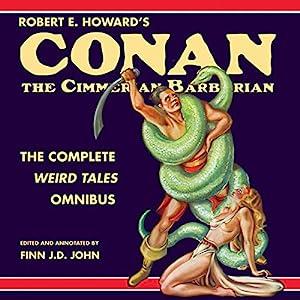 Robert E. Howard's Conan the Cimmerian Barbarian Audiobook
