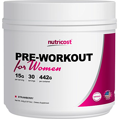 Nutricost-Pre-Workout-Powder-for-Women-Strawberry-30-Servings