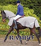 Rambo Horseware Ireland Flyrider no Vamoose - Oatmeal wi-Large