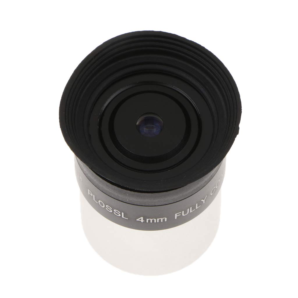 Threaded for 1.25inch Astronomy Filters D DOLITY 4mm 1.25 31.7mm Plossl Telescope Eyepiece