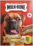 Milk-Bone Milk & Peanut Butter Flavour Dog Snacks 800g