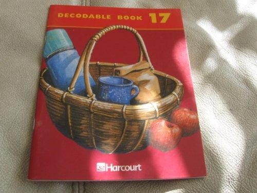 (Harcourt School Publishers Trophies: Decodable Book Bk17 Gr2)