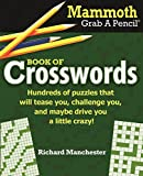 img - for Mammoth Grab A Pencil Book of Crosswords book / textbook / text book