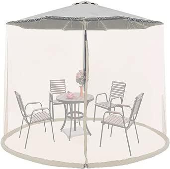 Garden Carts Patio, Lawn & Garden Warmally 9ft Umbrella Mosquito ...