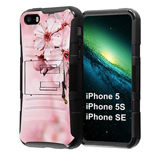 platinum iphone 5s case with clip - 3