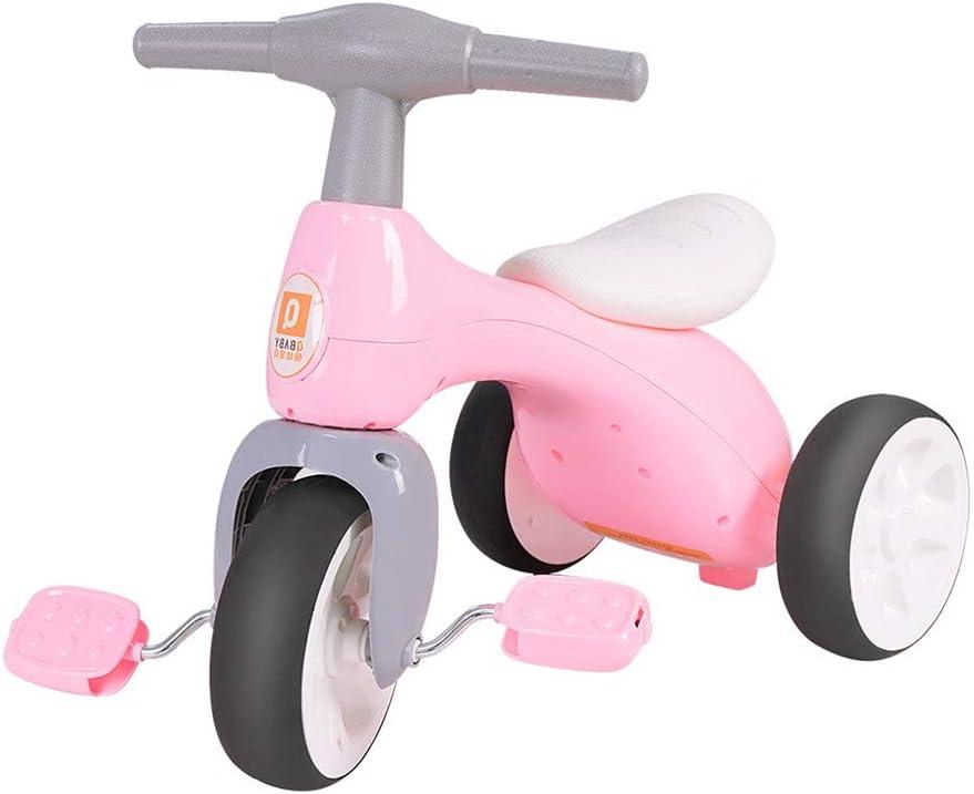 Framy Bicicleta De Equilibrio De Los Niños, Los Niños Triciclo Niño Niña De 3-6 Años De Walker Juguete Antiguo Bebé Que Montan En El Coche De Deportes De Aire Libre Juguetes,a