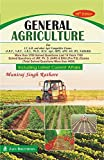 General Agriculture For I.C.A.R. Examinations (J.R.F., Ph.D., S.R.F. & A.R.S.) (29th edition)