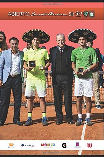 Abierto Juvenil Mexicano 2016 (Spanish Edition) [Edgar G. Allegre] (Tapa Blanda)