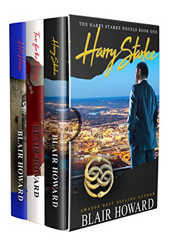 The Harry Starke Series: Books 1-3 (The Harry Starke Series Boxed Set Book 1)
