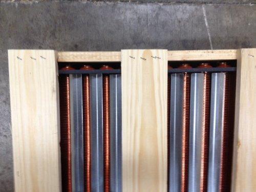 ETNA Heat Exchanger 0824, #002372F, Copper Replacement