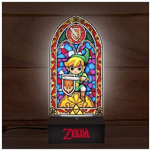Paladone Nintendo Legend of Zelda Link's - Decor Light]()