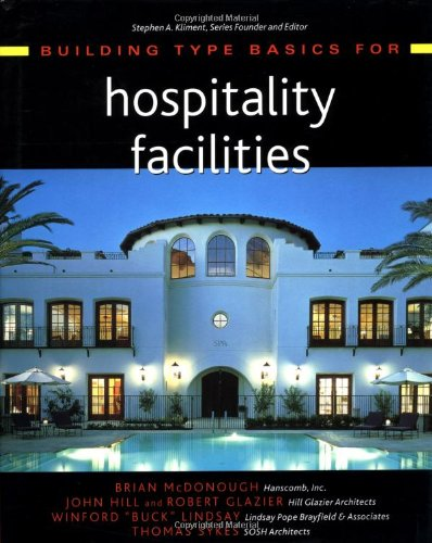 Building Type Basics for Hospitality Facilities