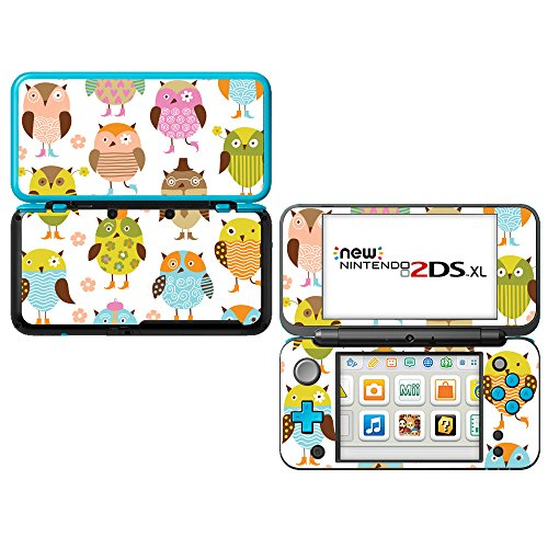 """Decals Plus Skin Cover Sticker Wrap for the """"New"""" Nintendo, used for sale  Delivered anywhere in USA"""