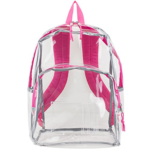 eastsport-backpack-clear-pink