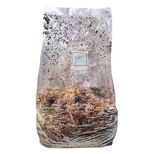 CO2 Emitting Hydroponics Bags - Carbon Dioxide Booster for Increased Plant Cultivation