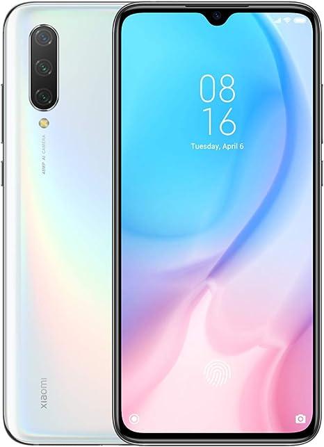 Xiaomi Mi 9 Lite 128GB Dual-SIM Blanco EU [16,23cm (6,39