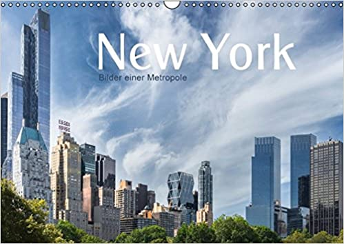 New York   Bilder Einer Metropole (Wandkalender 2016 DIN A3 Quer):  9783664723034: Amazon.com: Books