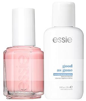 Essie Nail Polish Sugar Daddy with Nail Polish Remover Good As Gone ...