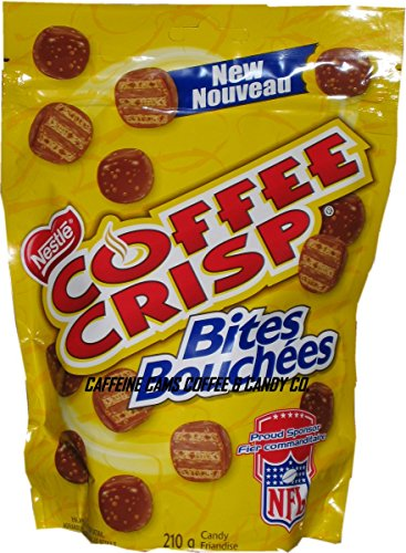 Nestle Coffee Crisp Bites Chocolate