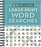 Brain Games - Large Print Word Searches