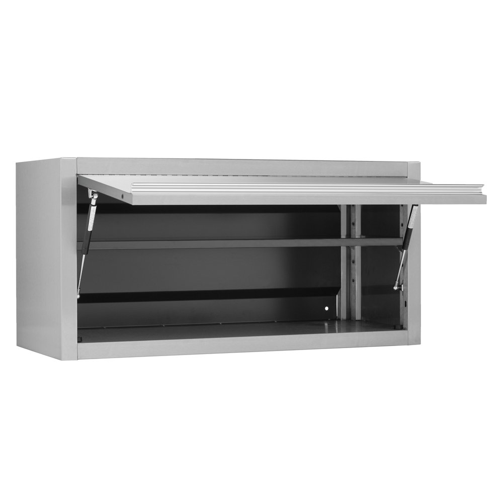 Viper Tool Storage V36WCSS 36-Inch 18G Stainless Steel Wall Cabinet