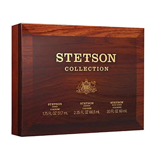 (Stetson Omni Decanter 3 Piece Fragrance Set)