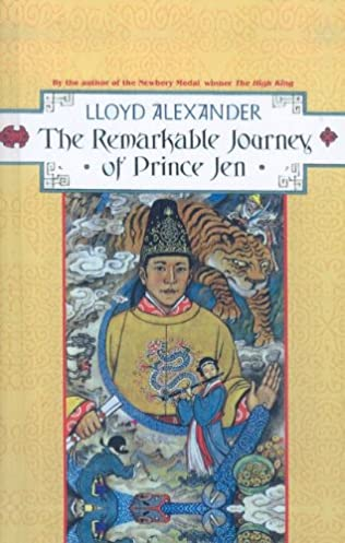 book cover of The Remarkable Journey of Prince Jen