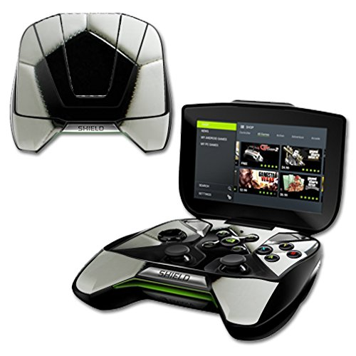 MightySkins Protective Vinyl Skin Decal for NVIDIA Shield Portable cover wrap skins sticker Soccer