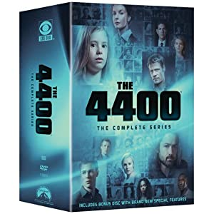 4400: The Complete Series (2015)