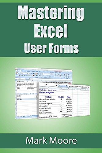 Mastering Excel: User Forms Pdf