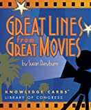 Great Lines From Great Movies Knowledge Cards Deck