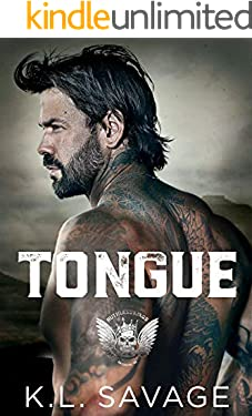 Tongue (RUTHLESS KINGS MC™ (A RUTHLESS UNDERWORLD NOVEL) Book 8)